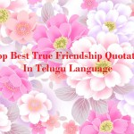 Best True Friendship Quotations In Telugu Language Wallpapers Pictures Images Latest Collection