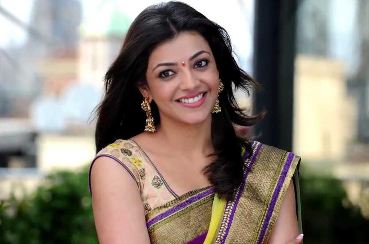 Kajal Agarwal Beautiful: Hot! Top 35+ Kajal Aggarwal Wallpapers HD Images Photos