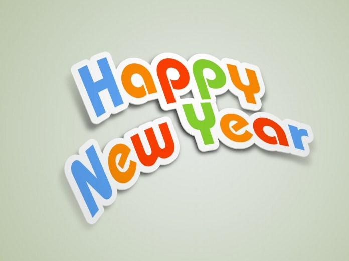 simple happy new year pics