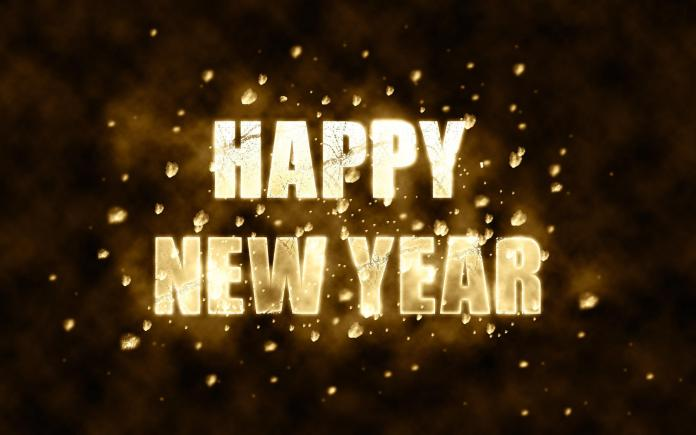 happy new year party wallpapers