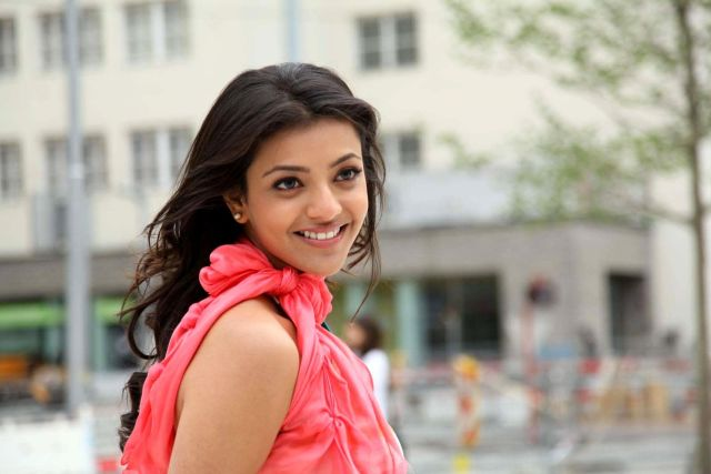 Kajal Agarwal Latest Hot Skirt Stills
