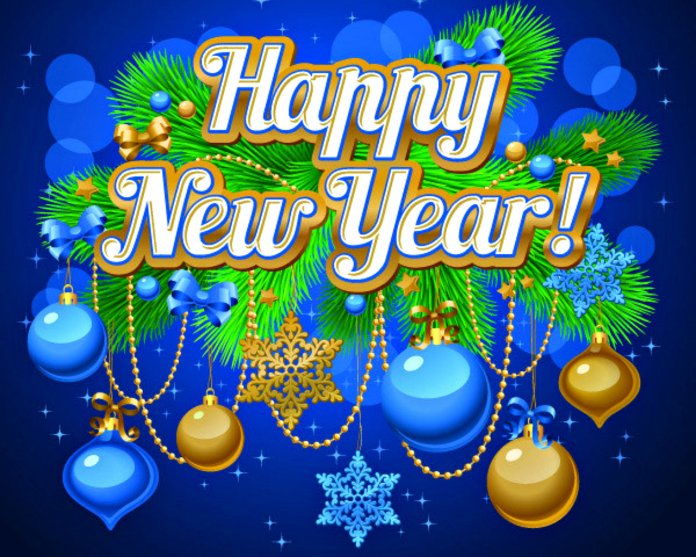 happy new year animated wallpapers