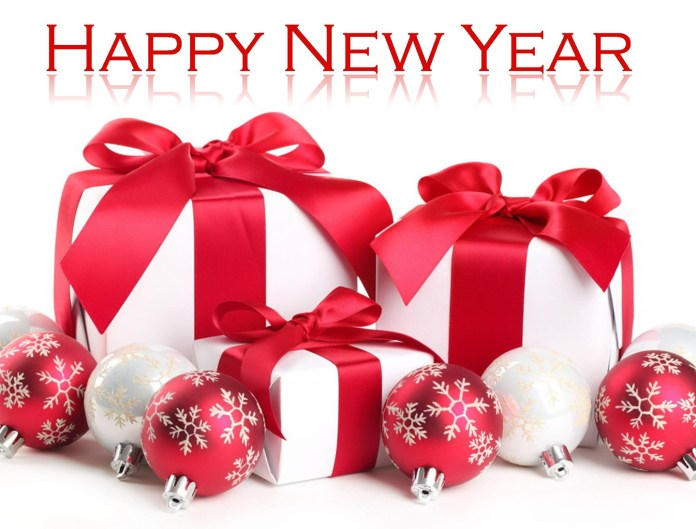 happy new year gifts wallpapers for boy friends