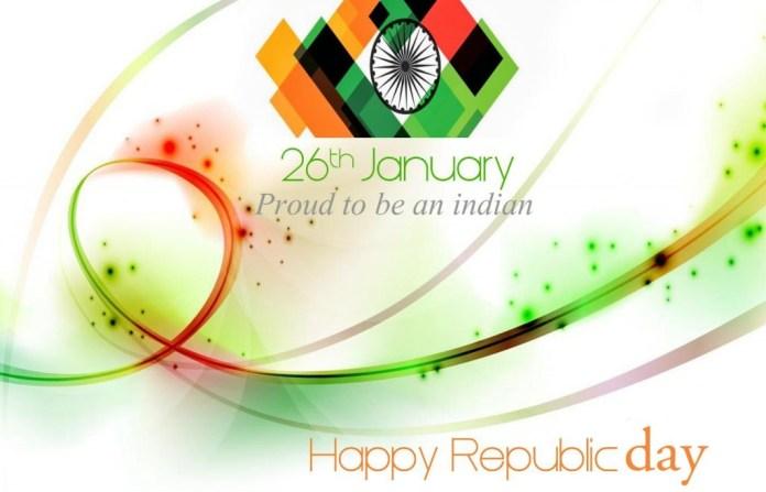 happy rebublic day celebration idea
