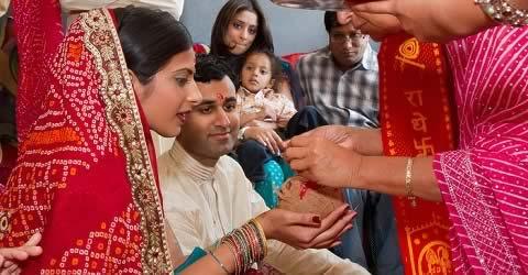 gujarato pre wedding rituals