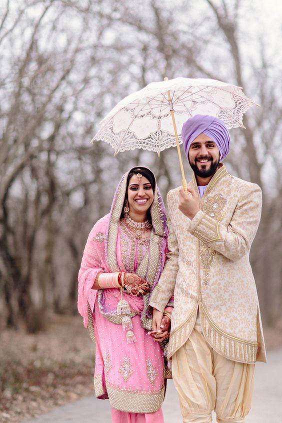 punjabi bride salwar kameez designs images