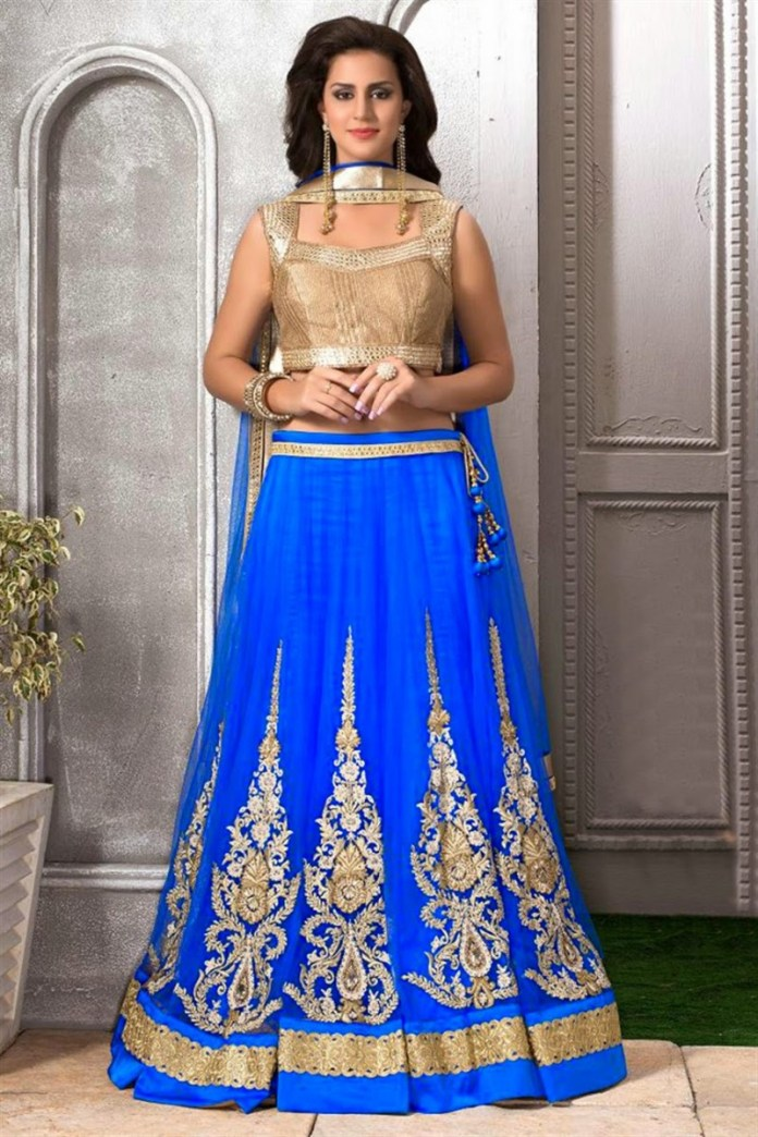 bridal lahnga design new collection