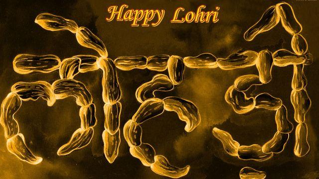 happy lohdi dp images