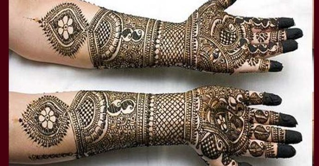 top best mehndi designs