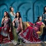 Latest Pakistani Dresses Designs For Wedding Party