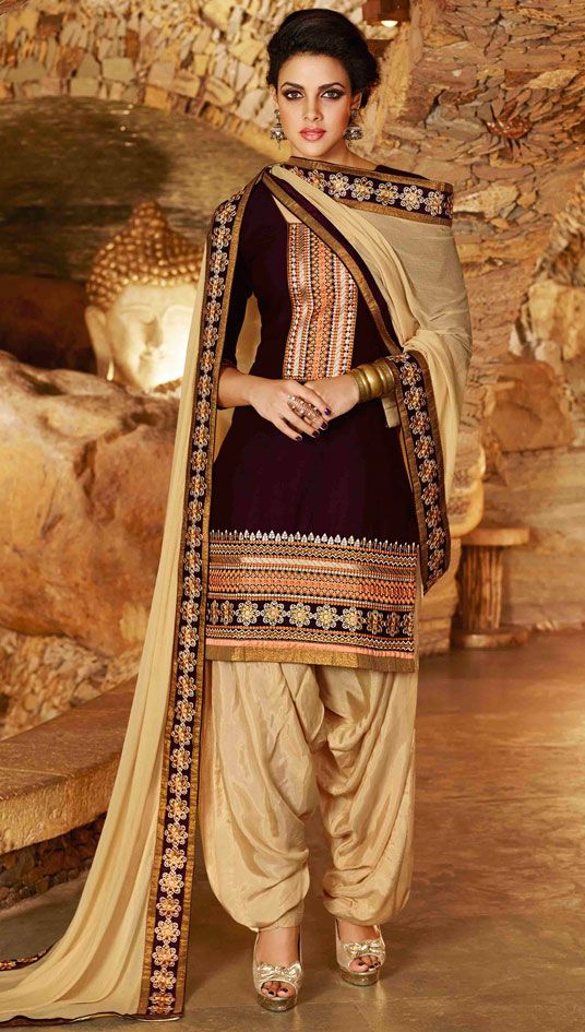 new patiala salwar kameez 2016