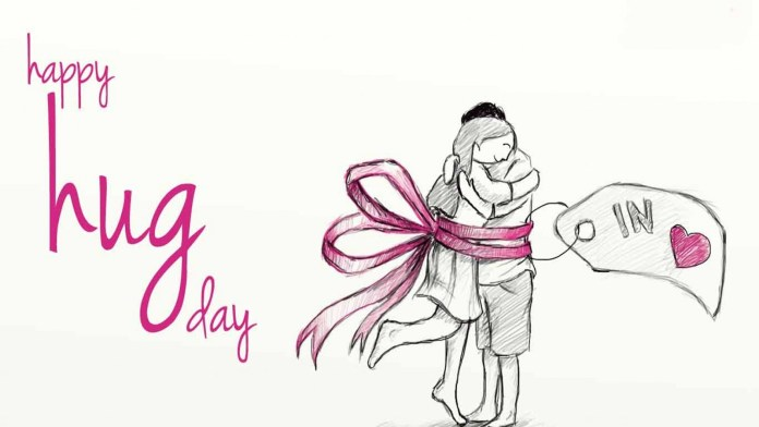 happy hug day images for whats app
