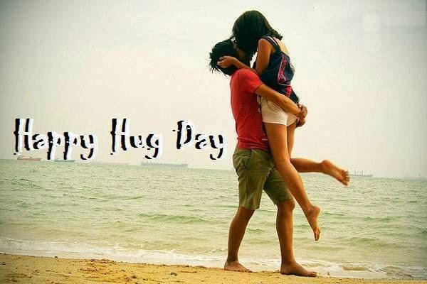 happy hug day whats app dp