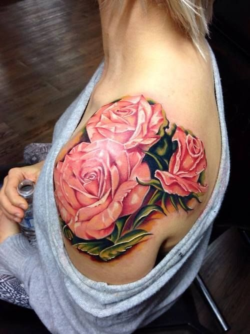 best shoulder tattoo designs