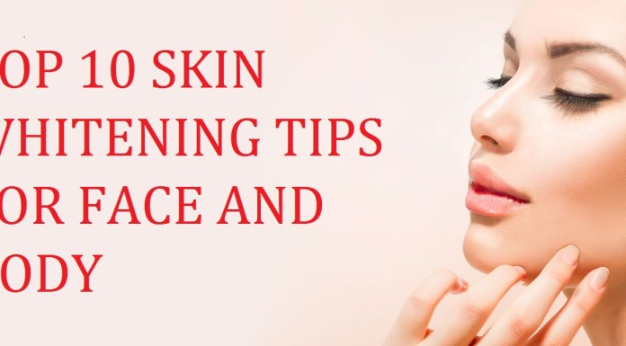 best skin and body whitening beauty tips