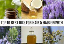 best hair oil for hair growth