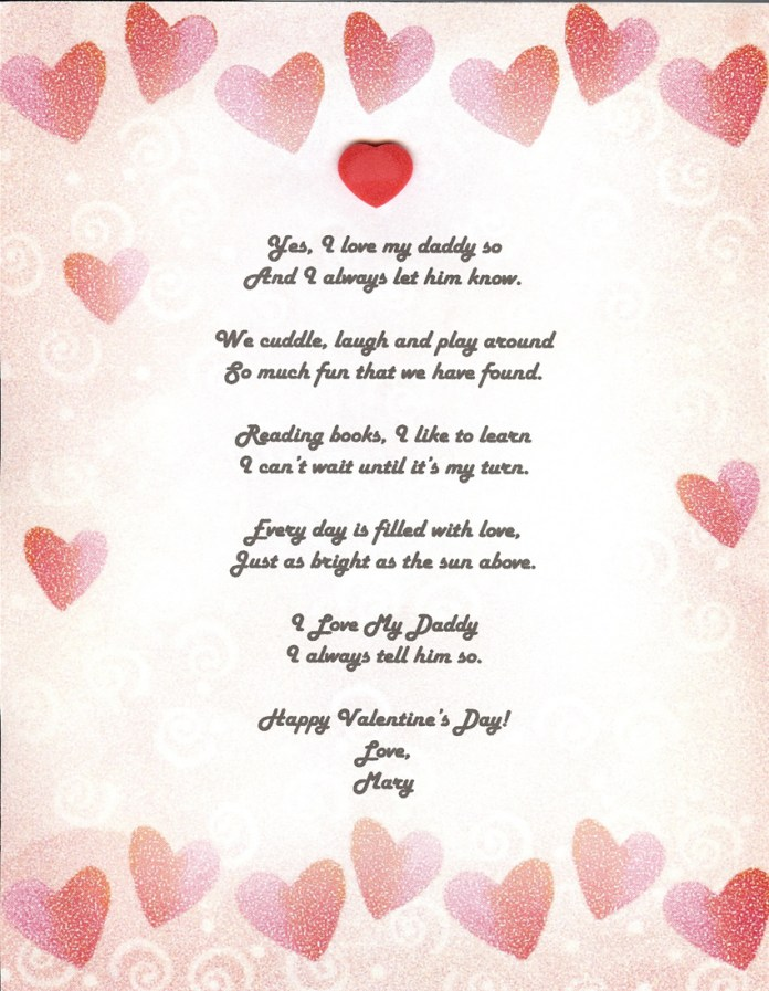 happy valentines day poems images