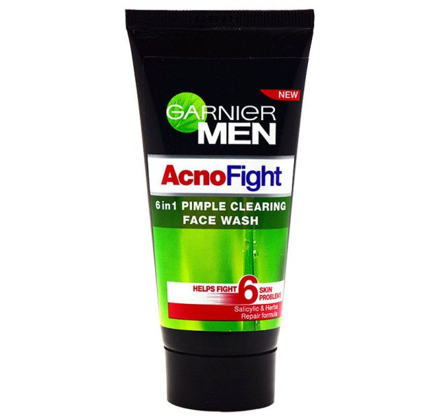 best face wash for pimples for men