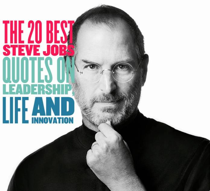 Steve Jobs Quotes On Hard Work: Steve Jobs Best Inspirational & Motivational Quotes