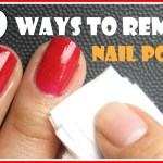 Best Ways How To Remove Nail Polish Without Remover