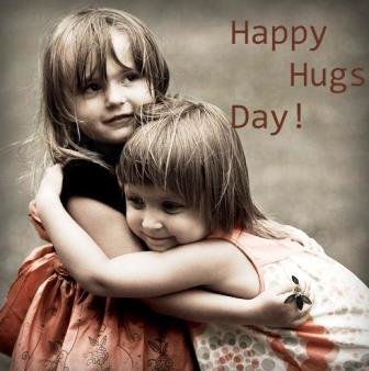 happy hug day wishes images
