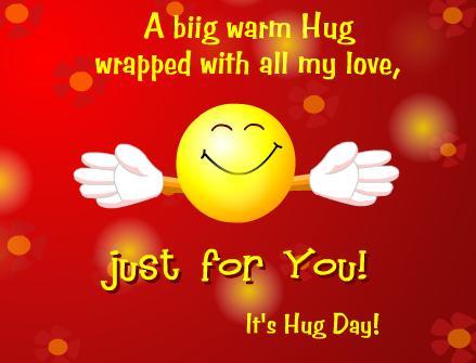 happy hug day joke images
