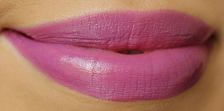 pink lipstick for dark skin