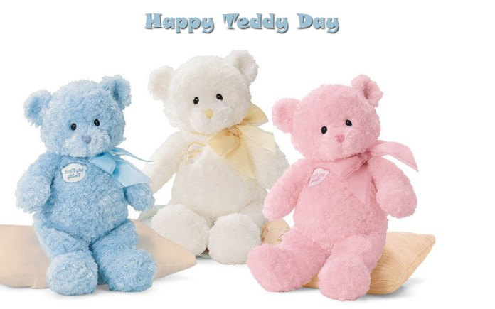 happy teddy bear day pics collection