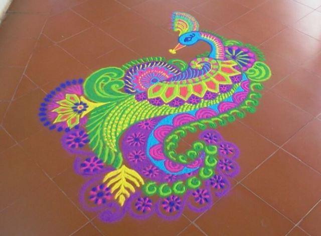 bautiful rangoli designs
