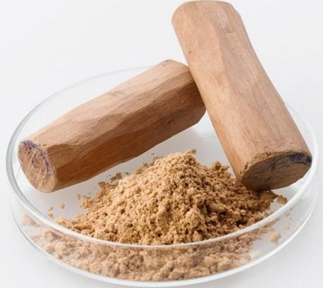 Sandal wood powder