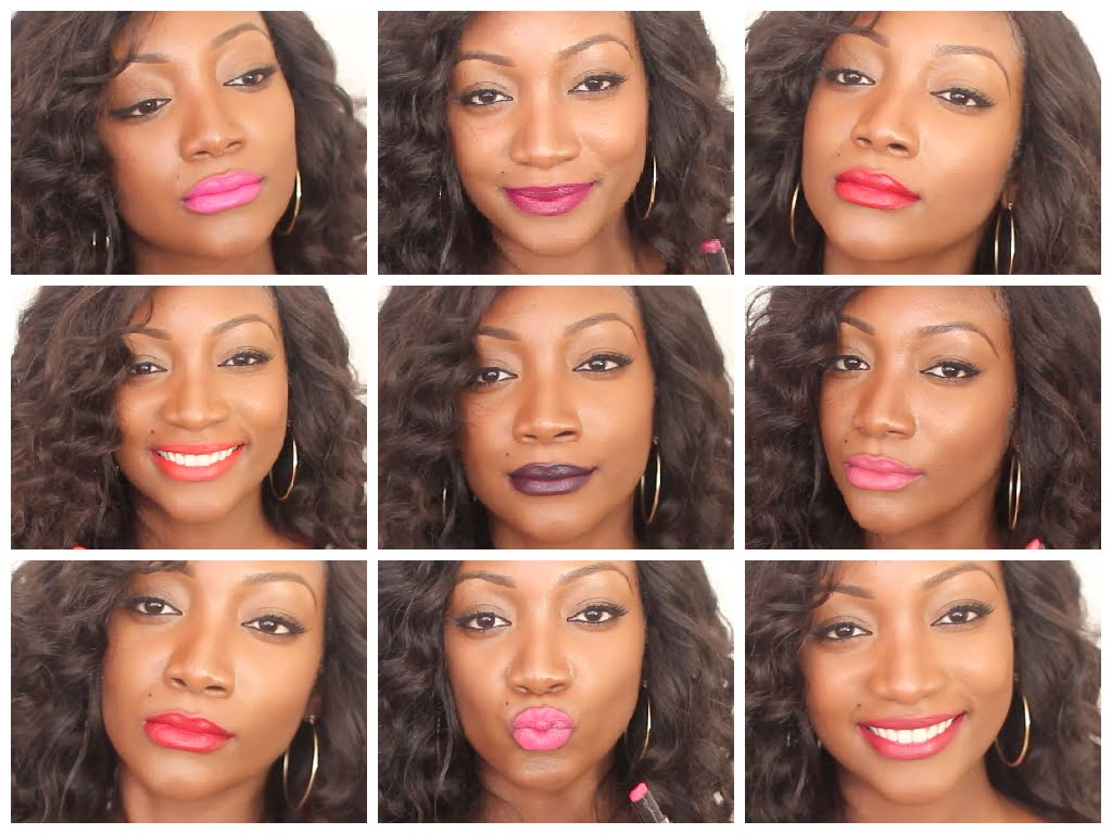 Lip Color For Brown Skin