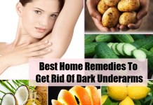 how to lighten underarms overnight