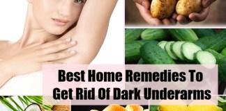 how to lighten underarms overnight