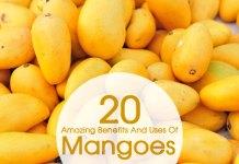 amaing benefits of mango