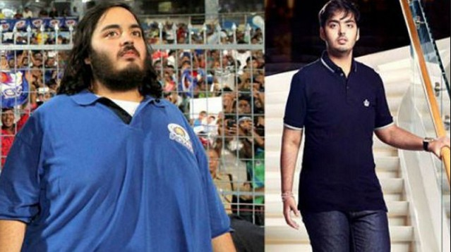 anant ambani after weight loss