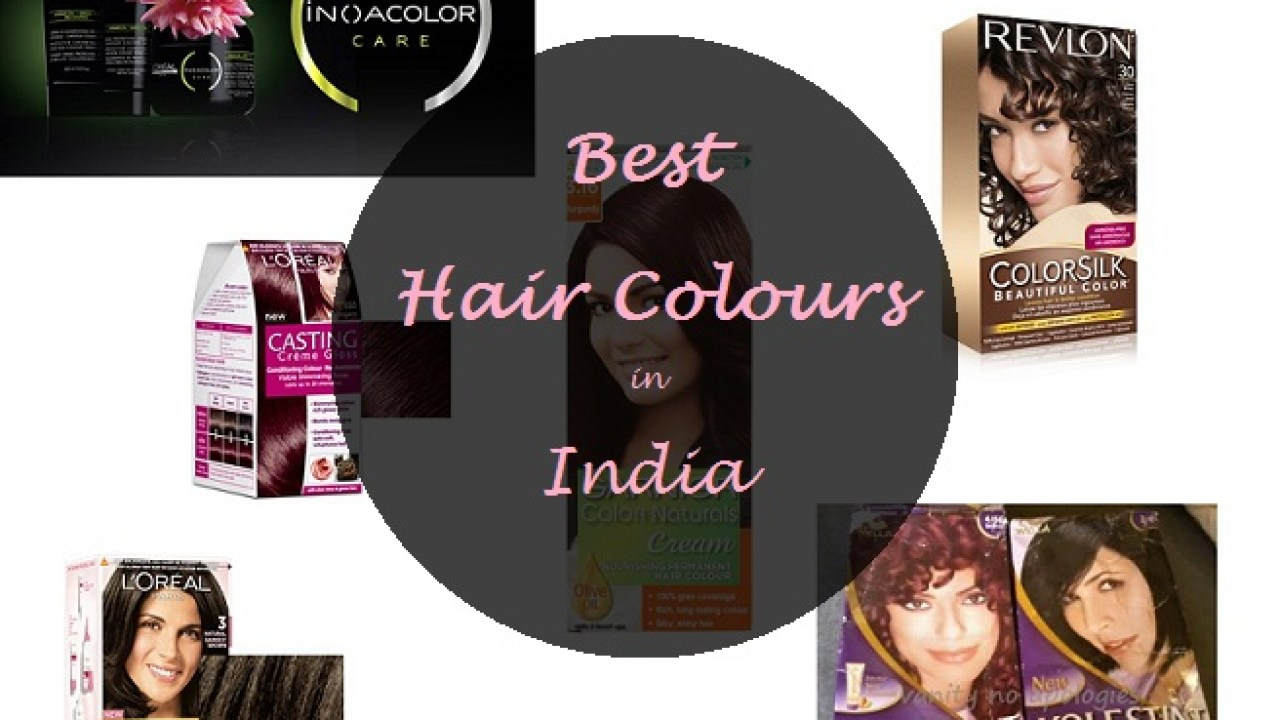 Top 10 Best Professional Hair Dye Brands In India - Youme And Trends