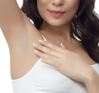 home remedies to get lighten underarms