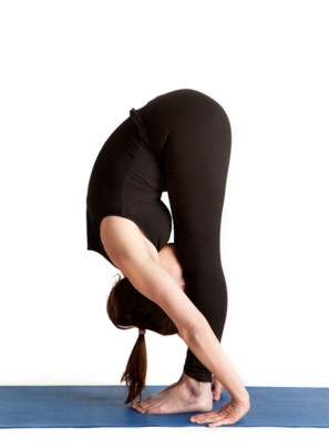 Stand Forward Bend Pose(Uttanasana)