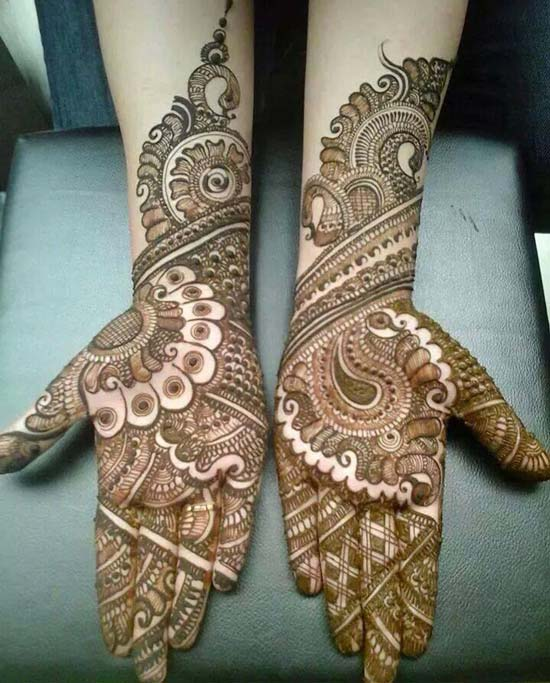 Arabic Mehndi Latest Design Download