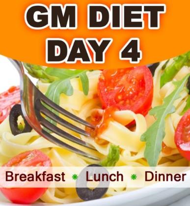 Day 4 Diet Plan