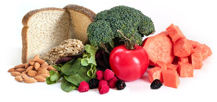 HIGH FIBER FOOD LOSE WEIGHT BY EATING FOOD