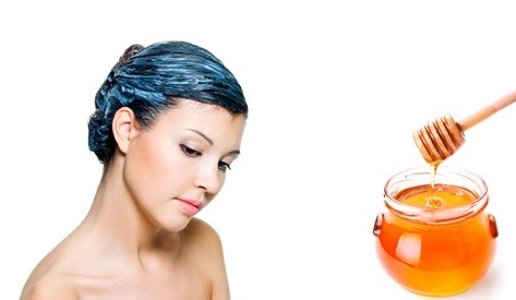 Honey Cures Dry Hairs & Provide Healthier Hair
