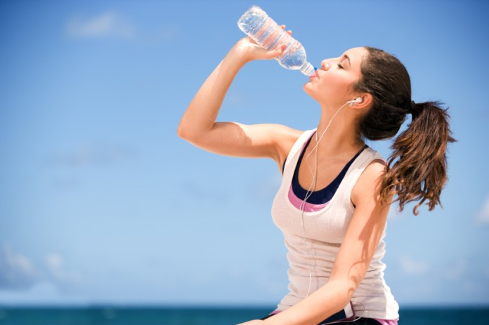 drink water be healthy increase height