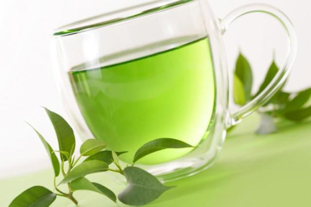 green tea helps in reducing weight faster