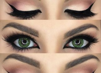 beautiful eye make up images