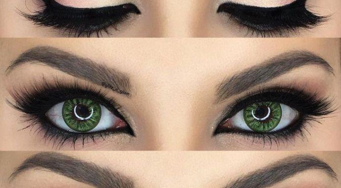 beautiful eye make up images