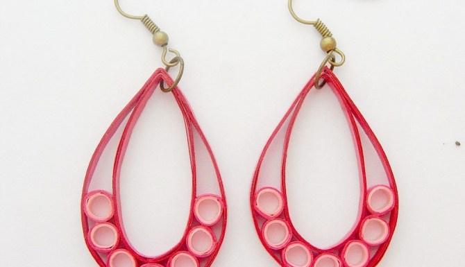 paper jewellery design
