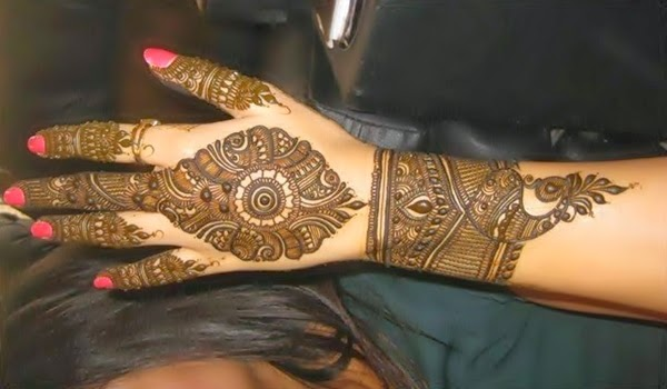 peacock designs mehendi