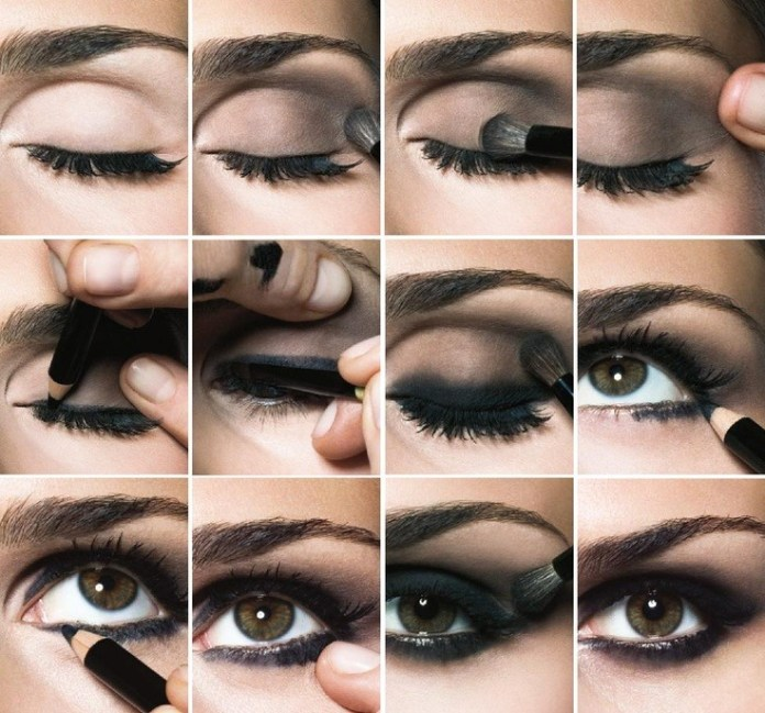 eye makeup images and tips