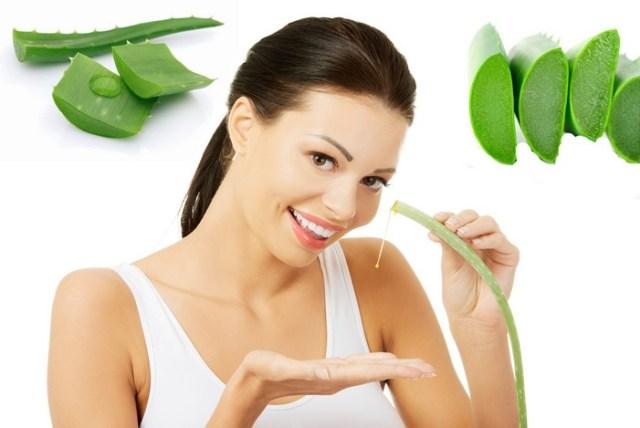 aloe vera beauty tips for face